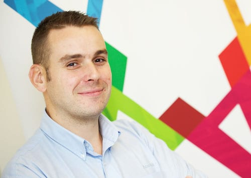 David Parkes - Sales Engineer